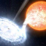 Astonishing Black Hole