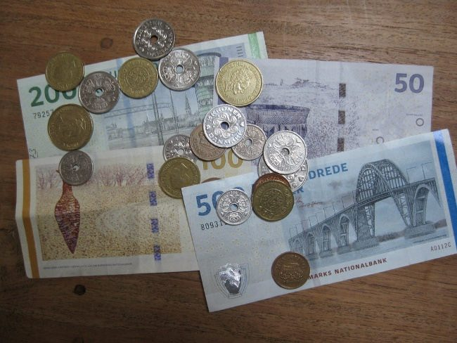 Danish krone is the currency of Greenland