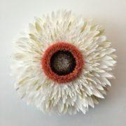 Gigantic paper flowers by Tiffanie Turner