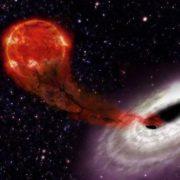 Gorgeous Black Hole