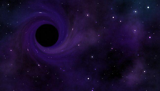 Great Black Hole