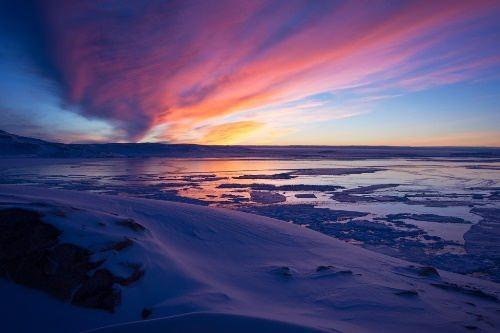 Greenland - Frozen Island