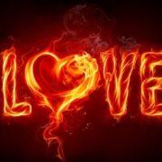 Love in fire
