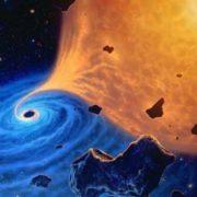 Magnificent Black Hole