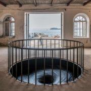 The legendary artist Anish Kapoor created the installation