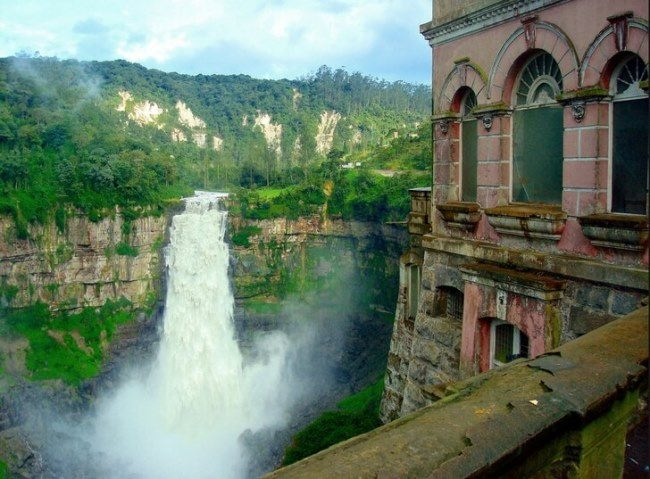Wonderful Tequendama Falls