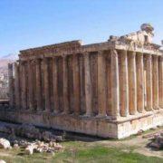 Ancient city of Baalbek
