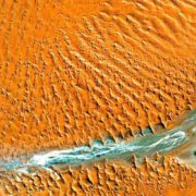 Namib is a coastal desert in southwestern Africa