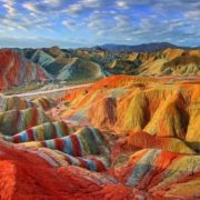 Zhangye National Geopark, China