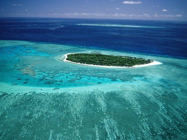 Astonishing Great Barrier Reef