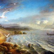 Majestic seascape