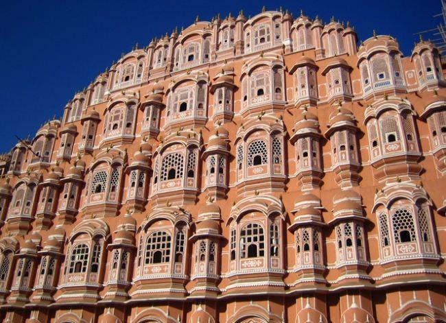 Palace of the Winds - Hawa Mahal