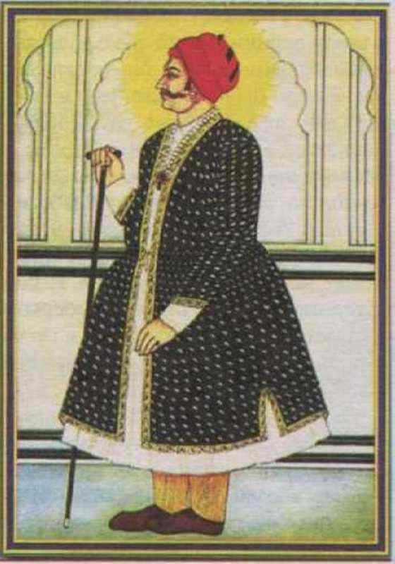 Sawai Jai Singh, the founder of the capital