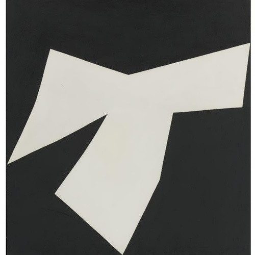 Cowboy by Ellsworth Kelly