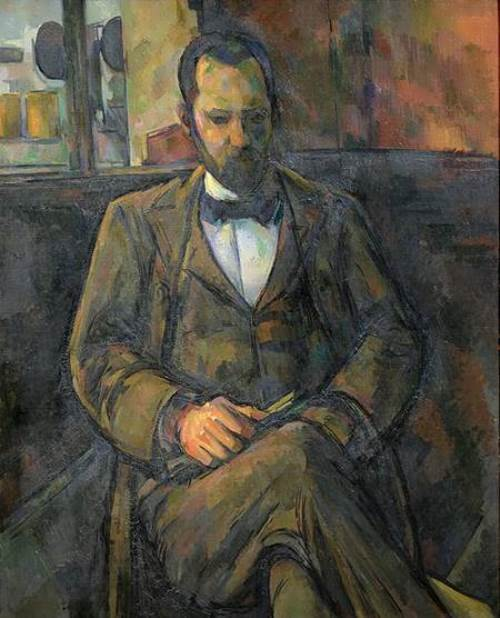 Ambroise Vollard paul cezanne