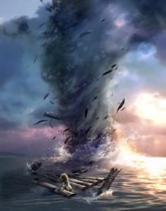 Tornado by Anry