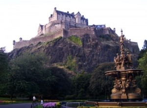 Castle of Edinburgh