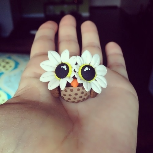 Charming miniature creatures by Macy McKenny