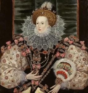 Queen Elizabeth I. Armada Portrait