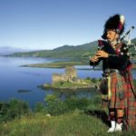 Land of mountains, lochs and legends