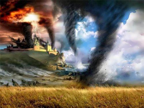 the buta blog ...: Painting :: Violent Storm |Violent Storms