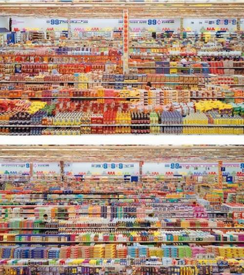99 cent II. Andreas Gursky