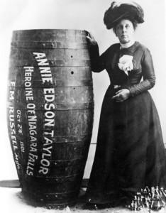 Annie Taylor