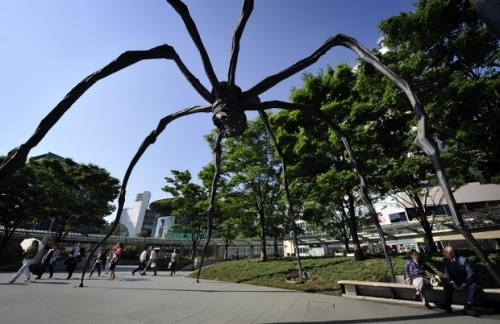 Louise Bourgeois. Spider