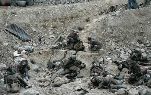 Dead Troops Talk. Jeff Wall