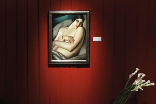 Tamara de Lempicka. Dream
