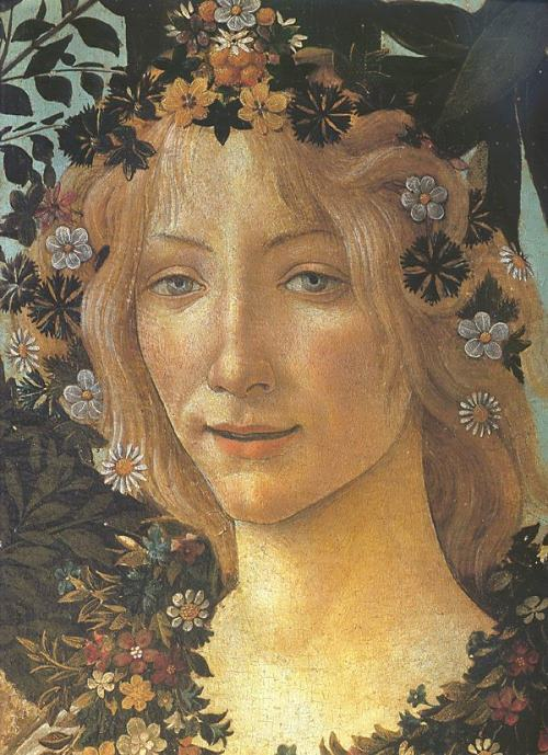 Flora by Botticelli