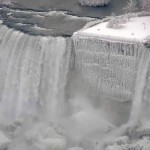 Niagara in winter