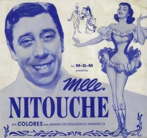 Mamzelle Nitouche poster