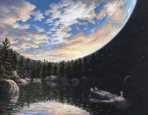 Illusion Paintings by Rob Gonsalves