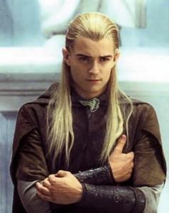 Orlando Blum as Legolas