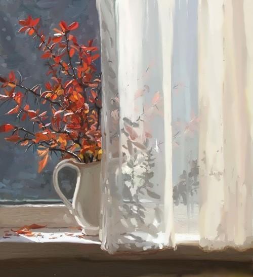 Continuation by Russian artist Elena Yushina
