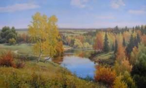 Amazing Russian nature by I. Prischepa