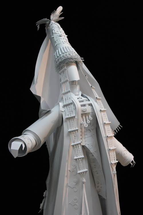 Ethnic Wedding Dress. Kazakhstan