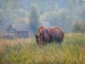 Wonderful paintings by V. Palachev