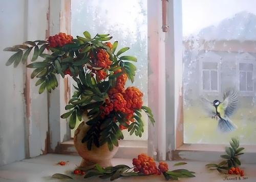 Realistic landscapes by Vyacheslav Palachev