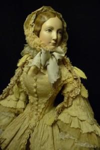 Fairy lady by Russian artist Yu. Sochilina