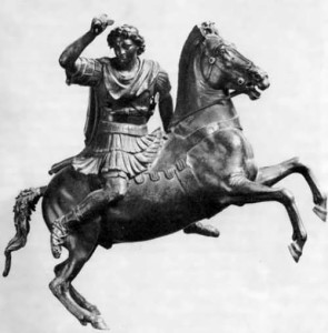 Bucephalus - horse of Alexander the Great