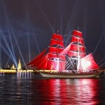 Scarlet Sails is rightfully one of the most ambitious productions