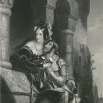 Romeo and Juliet by Edward Henry Corbould