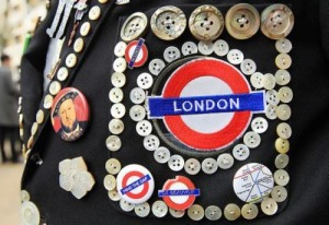 Pearlies - symbol of London