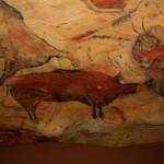 Wonderful pictures in cave