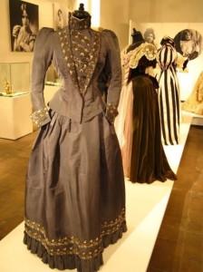 Fashion house Miss Lever, England 1892