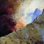 Nikolai Yaroshenko. Eruption, 1898