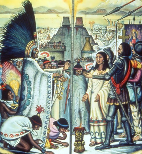 Cortez and Montezuma II
