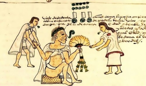 The Aztecs were the only people in the world at this time in history to have free schools for boys and girls